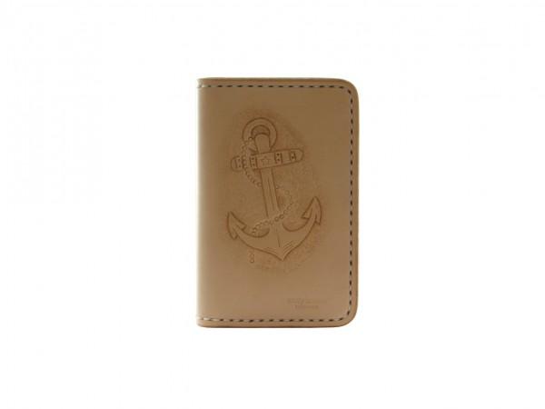 Nr. 041-NA Leder Portemonnaie Groß